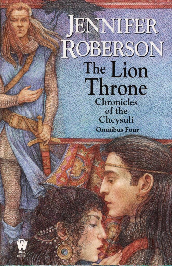 The Lion Throne als Taschenbuch