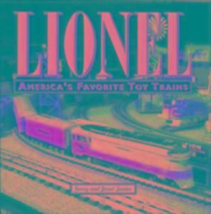 Lionel Trains als Buch