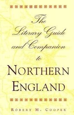 Literary Guide Northern England als Taschenbuch