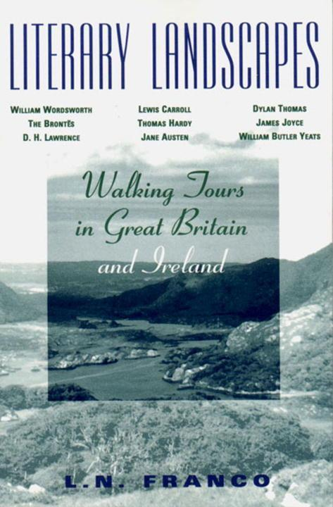 Literary Landscapes: Great Britain and Ireland als Taschenbuch
