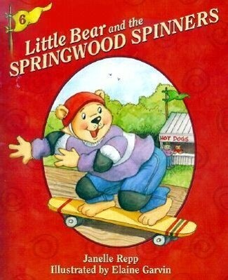 Little Bear and the Springwood Spinners als Taschenbuch
