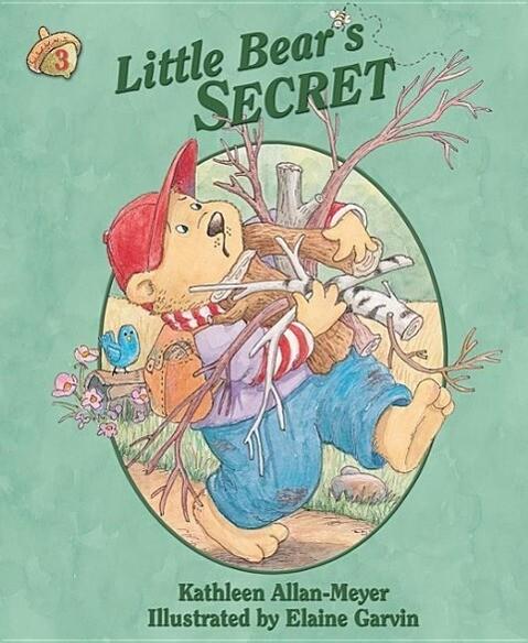 Little Bear's Secret als Taschenbuch