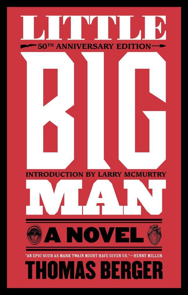 Little Big Man als Taschenbuch