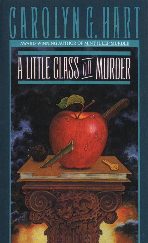 A Little Class on Murder als Taschenbuch