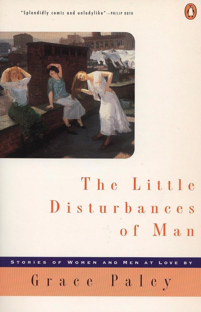 The Little Disturbances of Man als Taschenbuch