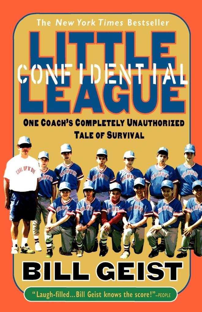 Little League Confidential als Taschenbuch