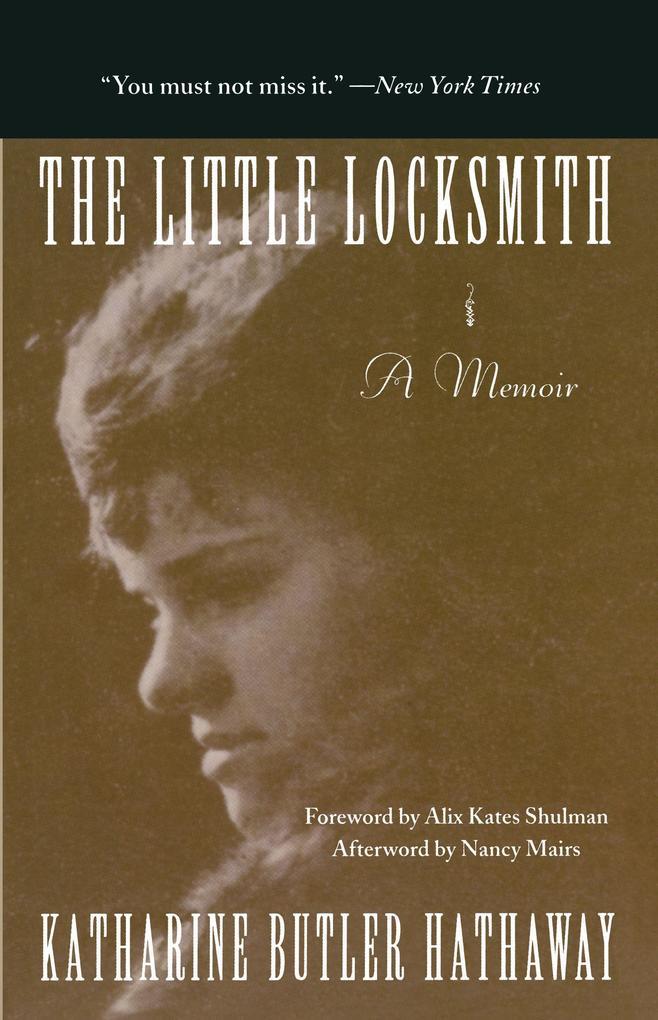 The Little Locksmith als Taschenbuch