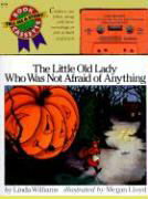 The Little Old Lady Who Was Not Afraid of Anything Book and Tape with Book(s) als Hörbuch