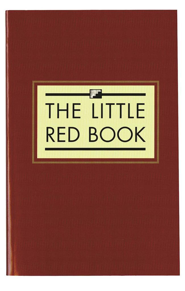 The Little Red Book als Taschenbuch