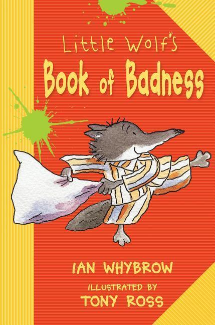 Little Wolf's Book of Badness als Taschenbuch