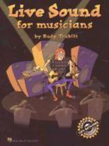 Live Sound for Musicians als Taschenbuch