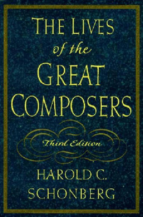 The Lives of the Great Composers als Buch