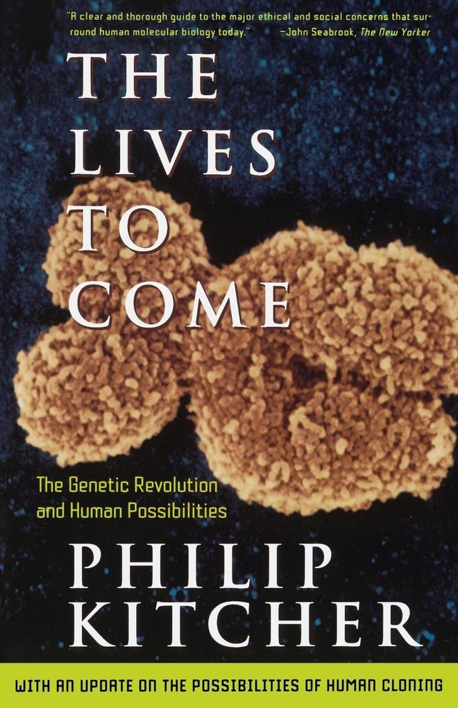The Lives to Come als Taschenbuch