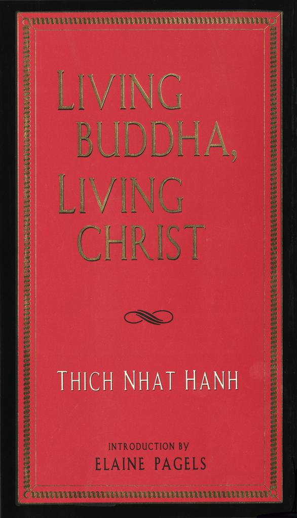 Living Buddha, Living Christ als Buch