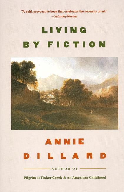 Living by Fiction als Taschenbuch