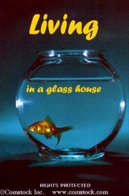 Living in a Glass House: Surviving the Scrutiny of Ministry and Marriage als Taschenbuch