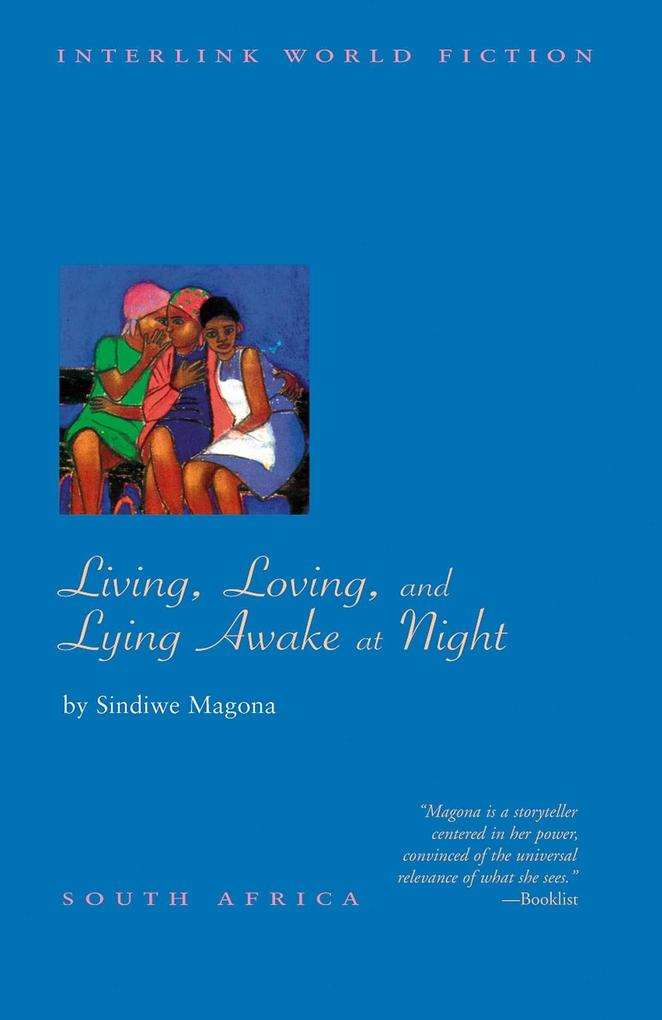 Living, Loving and Lying Awake at Night als Taschenbuch