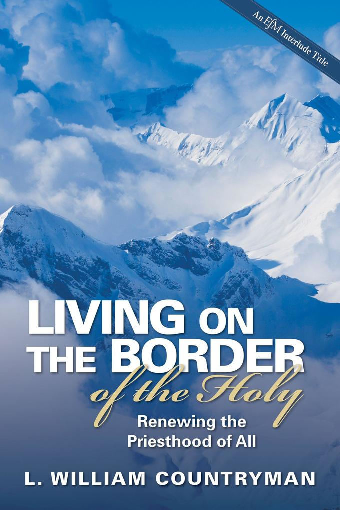 Living on the Border of the Holy als Taschenbuch