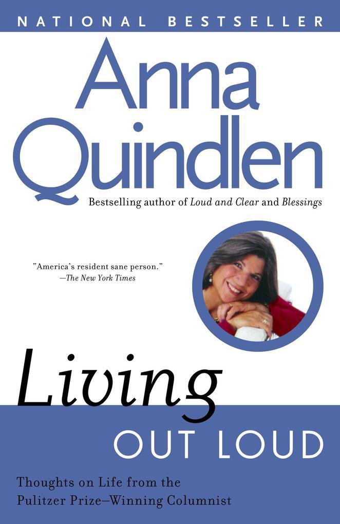 Living Out Loud als Taschenbuch