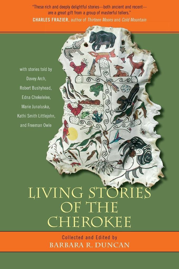 Living Stories of the Cherokee als Taschenbuch