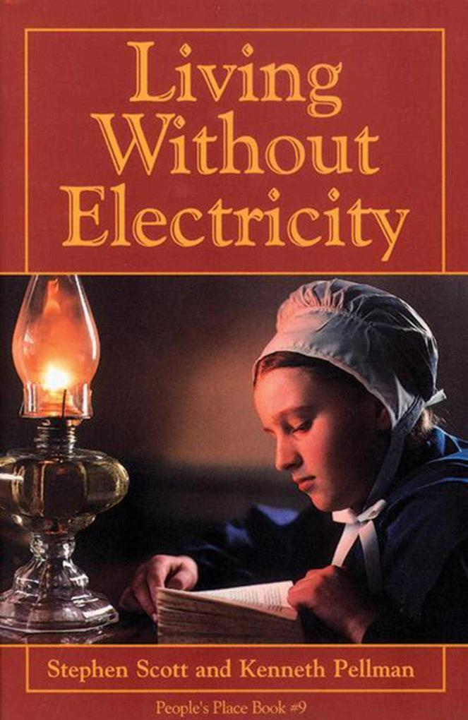 Living Without Electricity: People's Place Book No. 9 als Buch