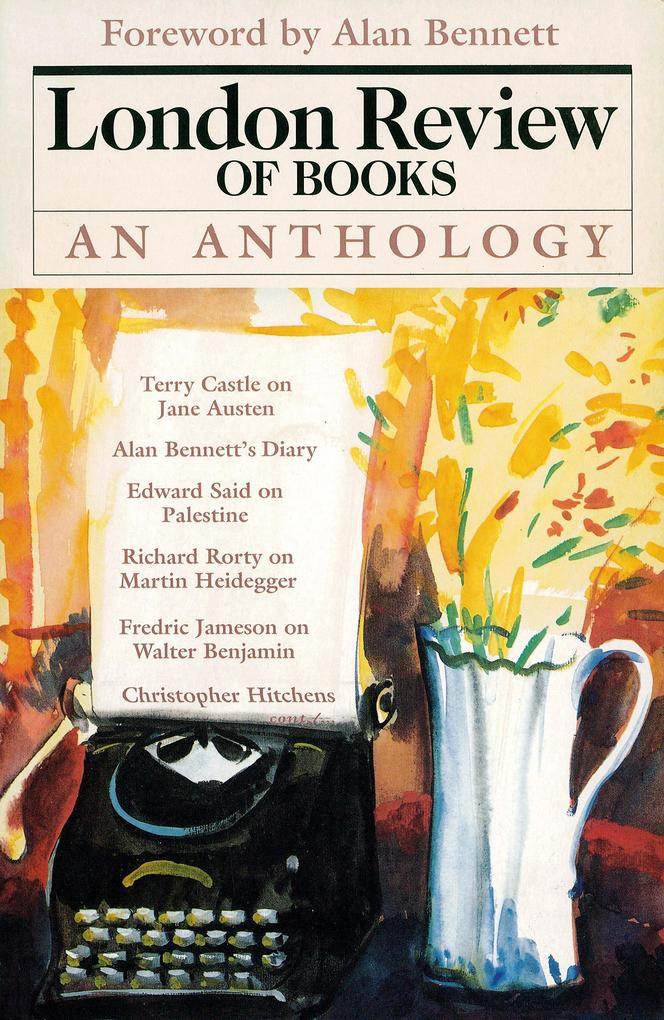 London Review of Books: An Anthology als Taschenbuch