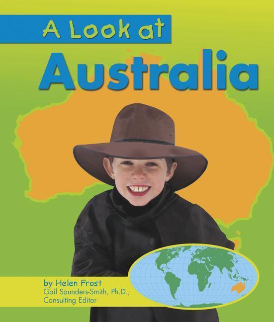 Look at Australia als Buch