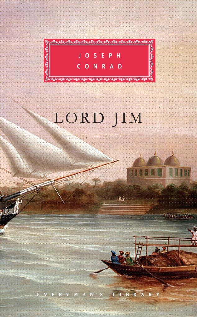 Lord Jim als Buch