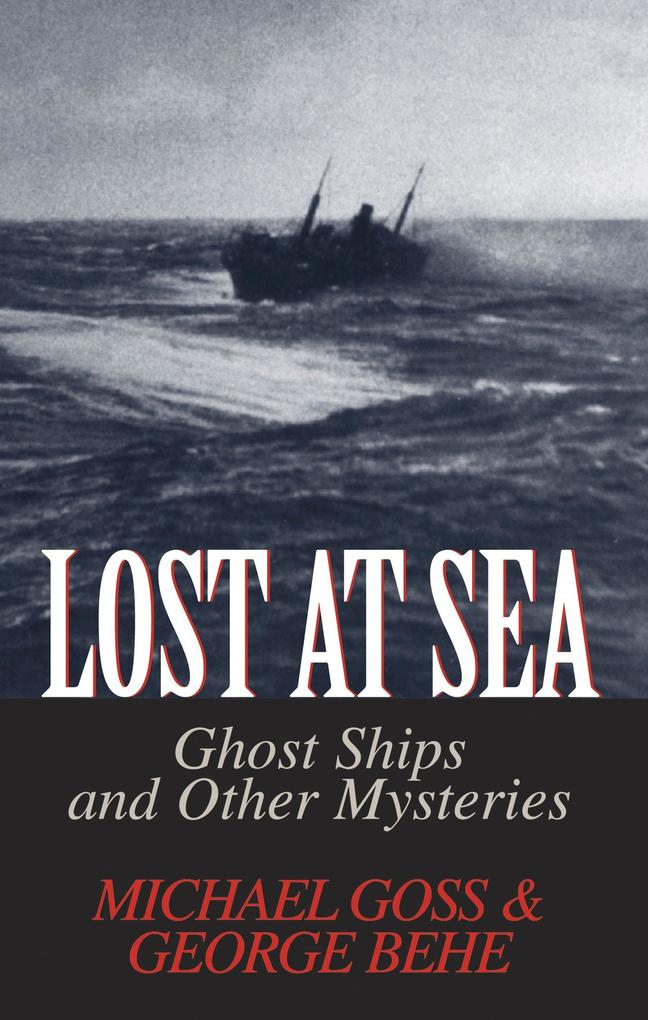 Lost at Sea als Buch