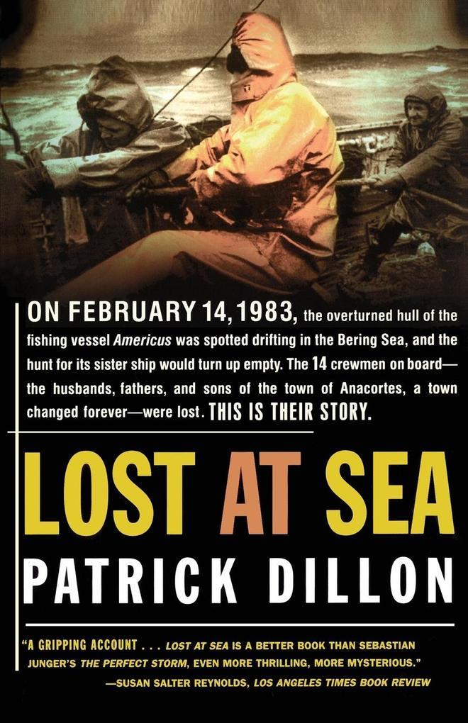 Lost at Sea als Taschenbuch
