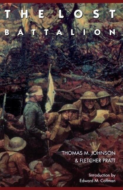 The Lost Battalion als Taschenbuch