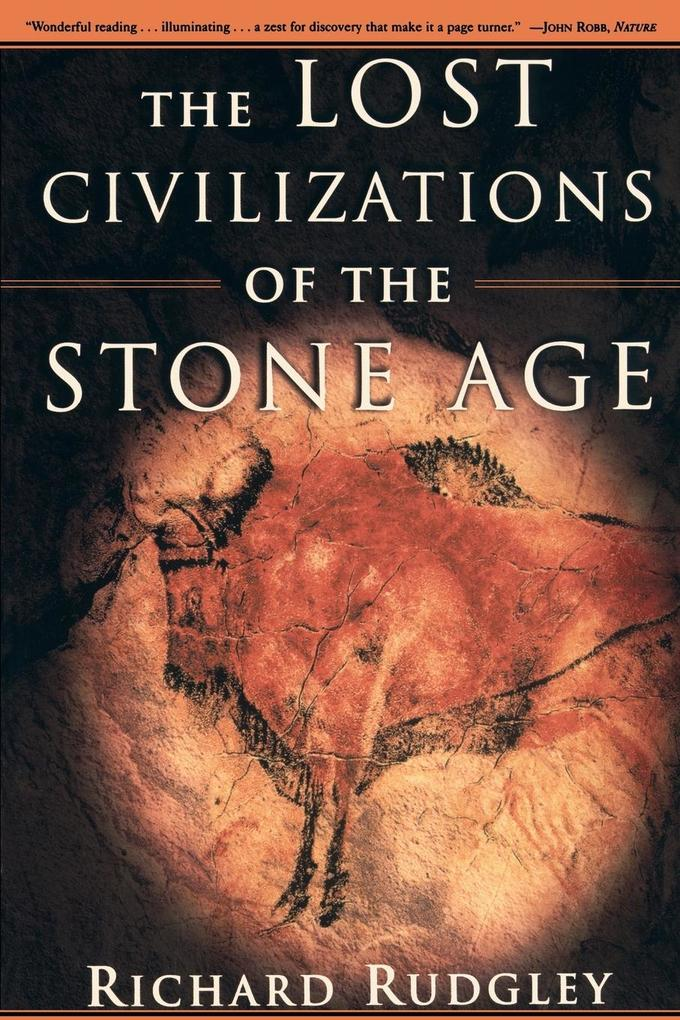 The Lost Civilizations of the Stone Age als Taschenbuch