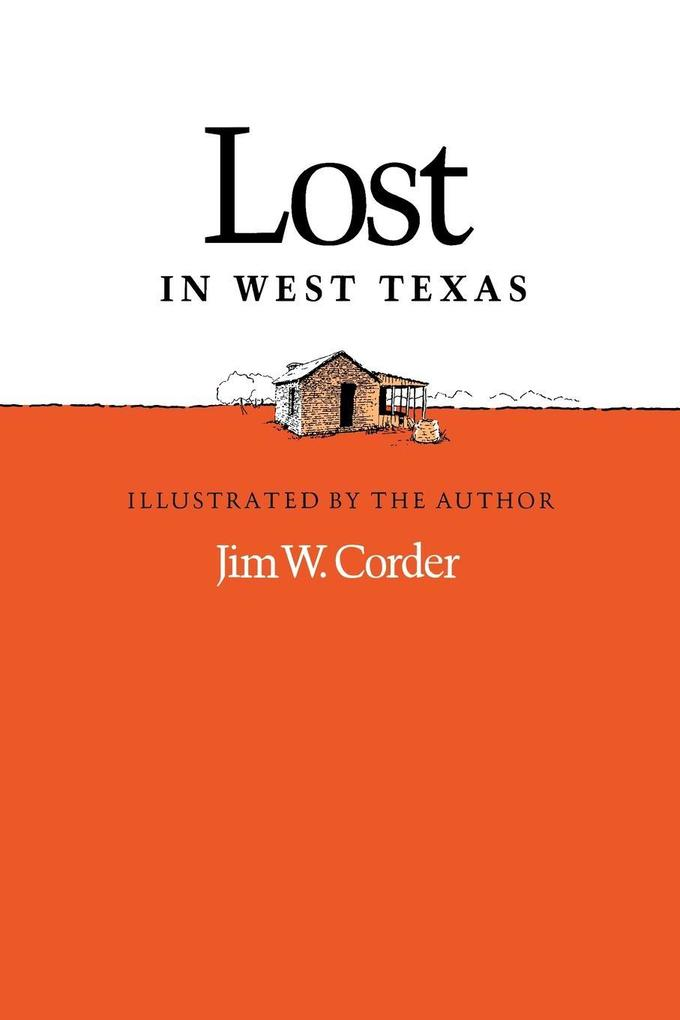 Lost in West Texas als Taschenbuch
