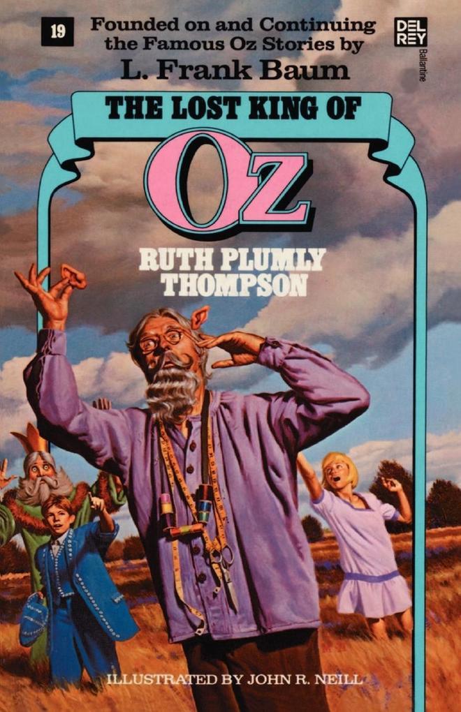 Lost King of Oz -Op/127 als Taschenbuch