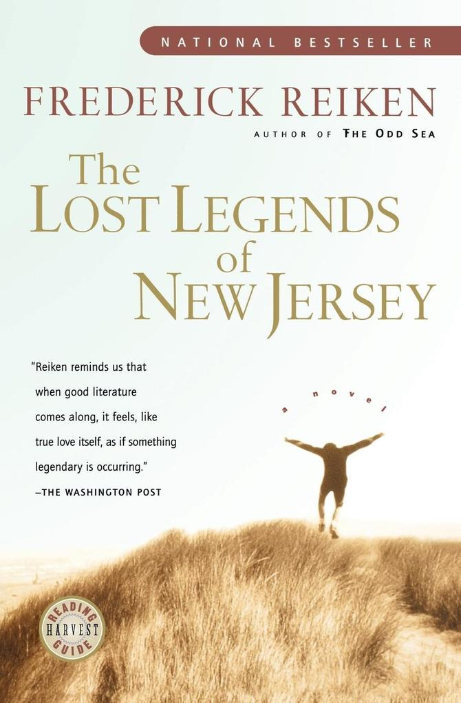 The Lost Legends of New Jersey als Taschenbuch