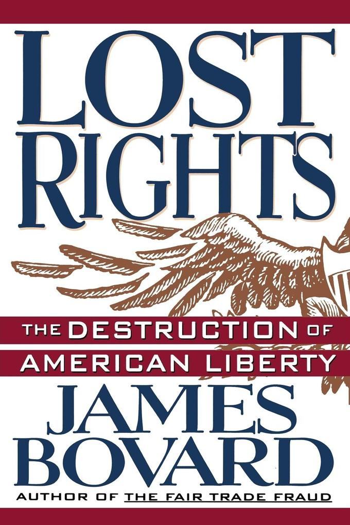 Lost Rights als Buch