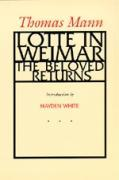 Lotte in Weimar: The Beloved Returns als Taschenbuch