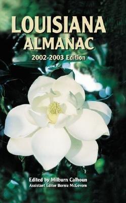 Louisiana Almanac als Buch