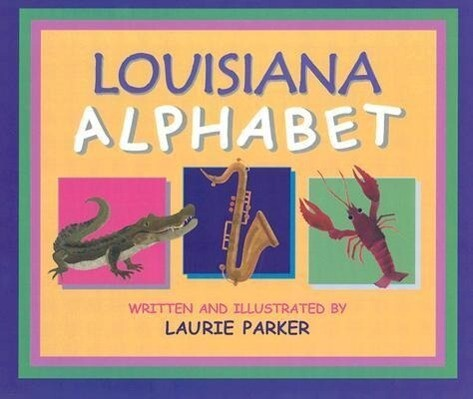 Louisiana Alphabet als Buch