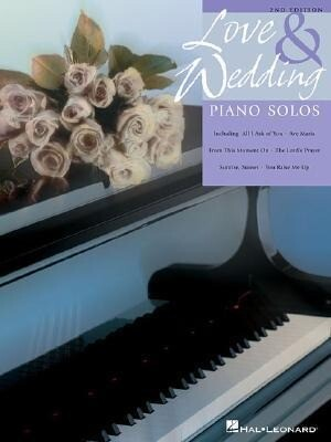 Love and Wedding Piano Solos: Upper Intermediate Level als Taschenbuch