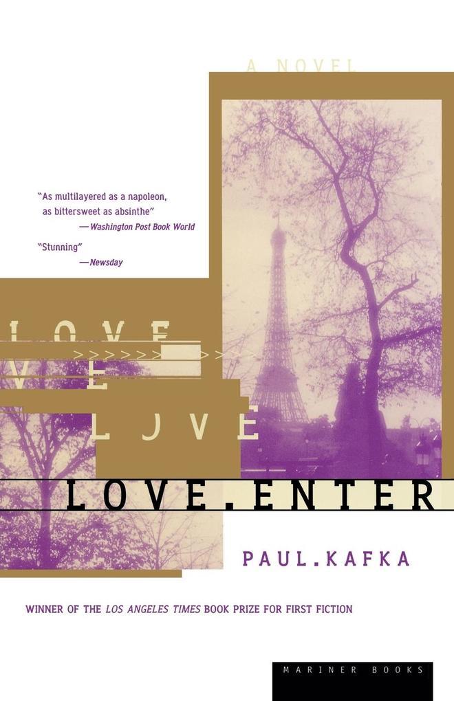 Love Enter als Taschenbuch
