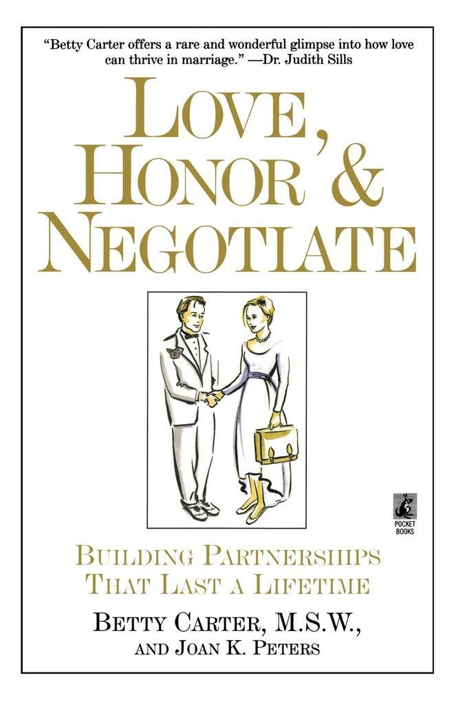 Love Honor and Negotiate als Taschenbuch