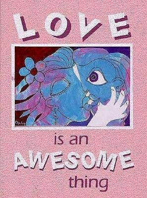 Love is an Awesome Thing als Buch