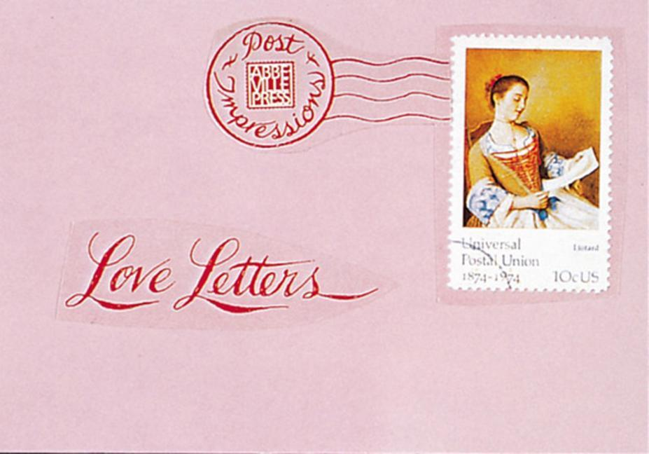 Love Letters: From the Post Impressions Series als Taschenbuch