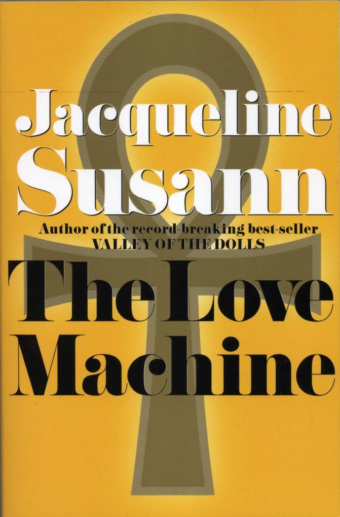 Love Machine als Taschenbuch