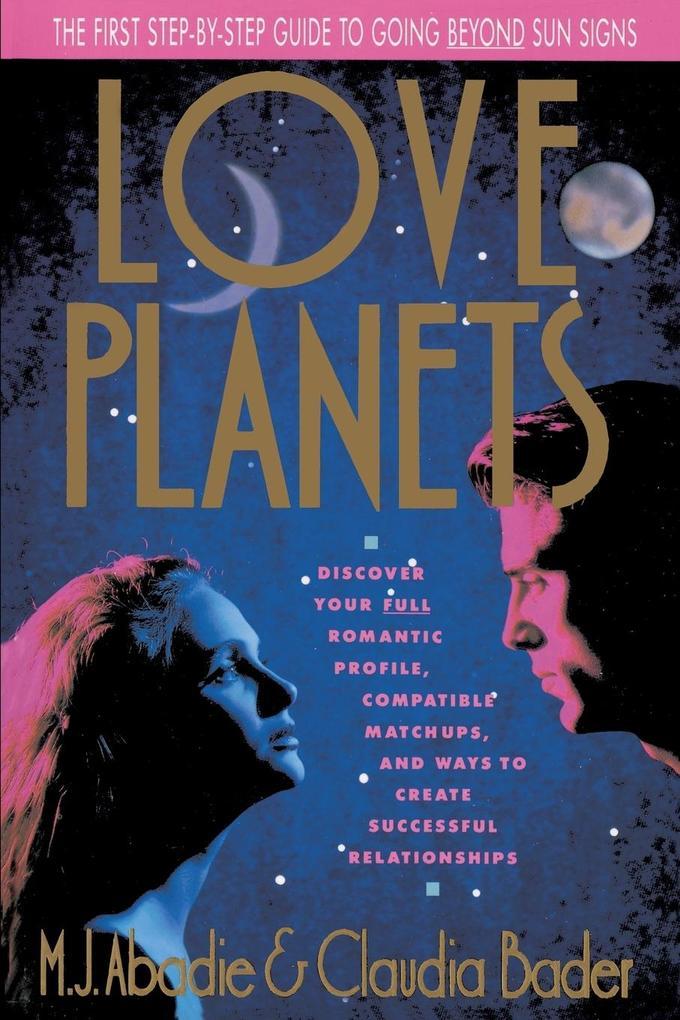 Love Planets als Taschenbuch