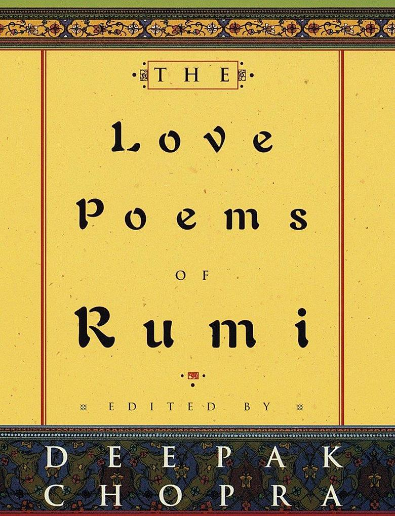 The Love Poems of Rumi als Buch