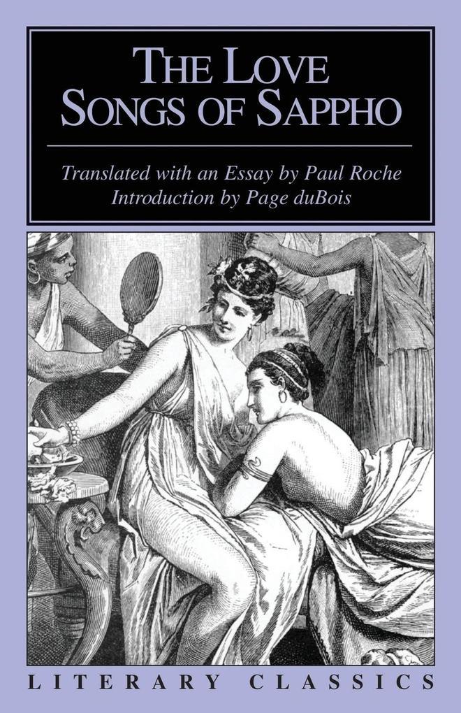 The Love Songs Of Sappho als Taschenbuch