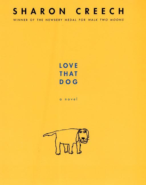 Love That Dog als Buch