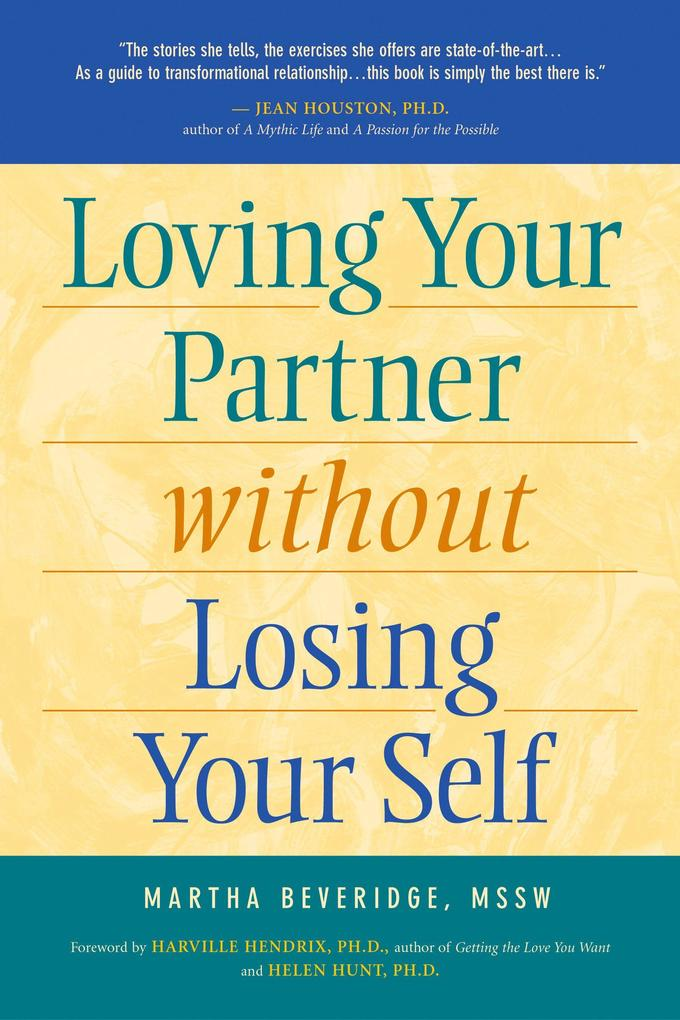 Loving Your Partner Without Losing Yourself als Taschenbuch